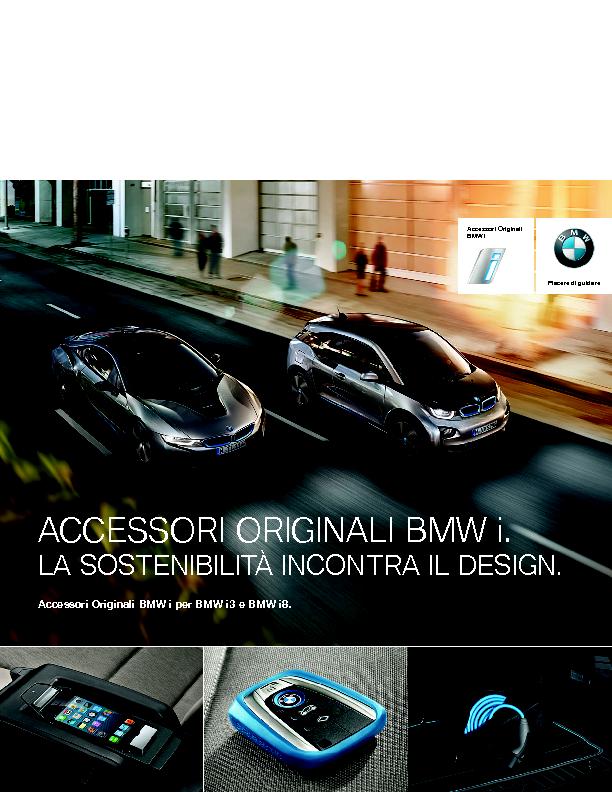 Accessori Originali BMWi