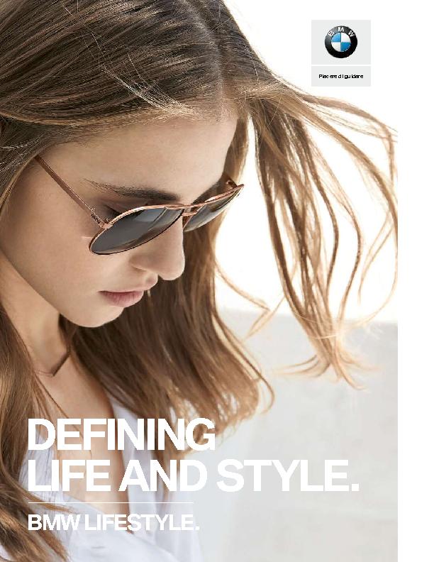 BMW Lifestyle 18-20