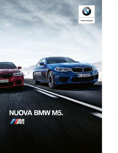 Catalogo BMW M5