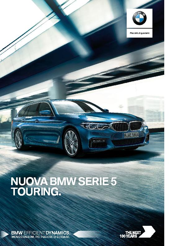 Catalogo BMW Serie5 Touring