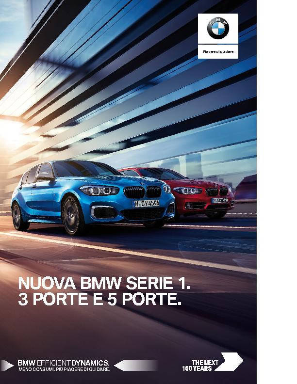 Catalogo BMW Serie 1
