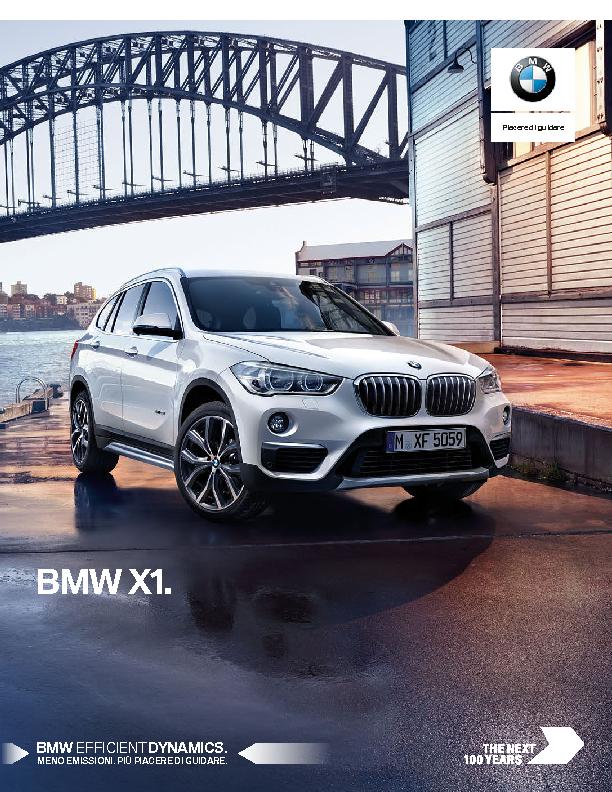 Catalogo_BMW_X1
