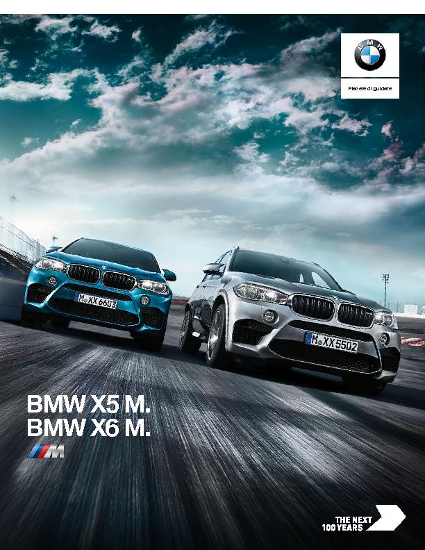 Catalogo BMW X5M X6M